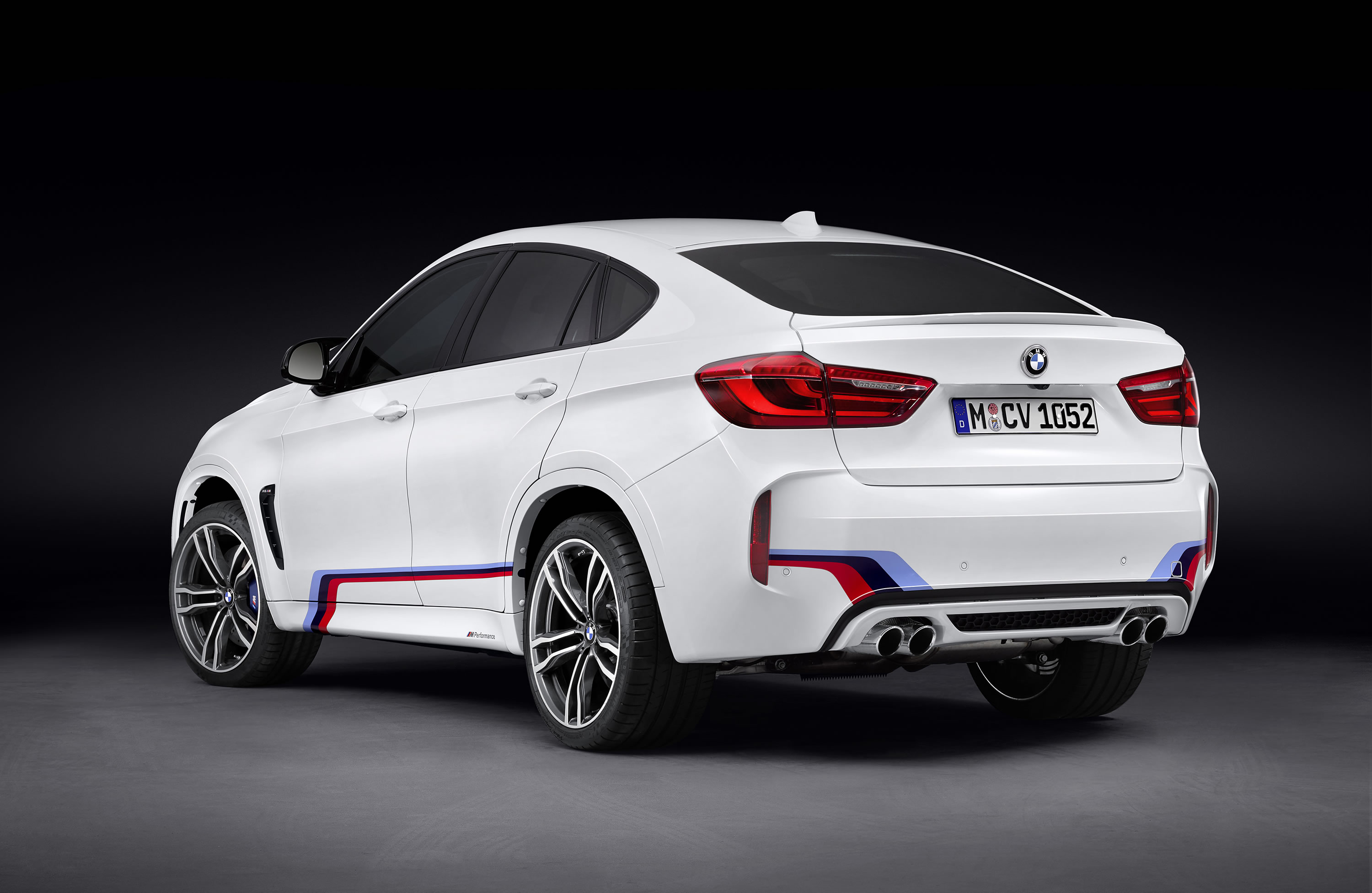 2015 Bmw X6 M Performance Parts Photos Specs And Review Rs