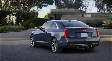 Designed to be lighter, more agile and more engaging than its competitors, the ATS Coupe extends Cadillac's tradition of dynamic luxury Coupes.