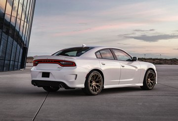 The new exterior of the 2015 Dodge Charger is spiritually inspired by the iconic 