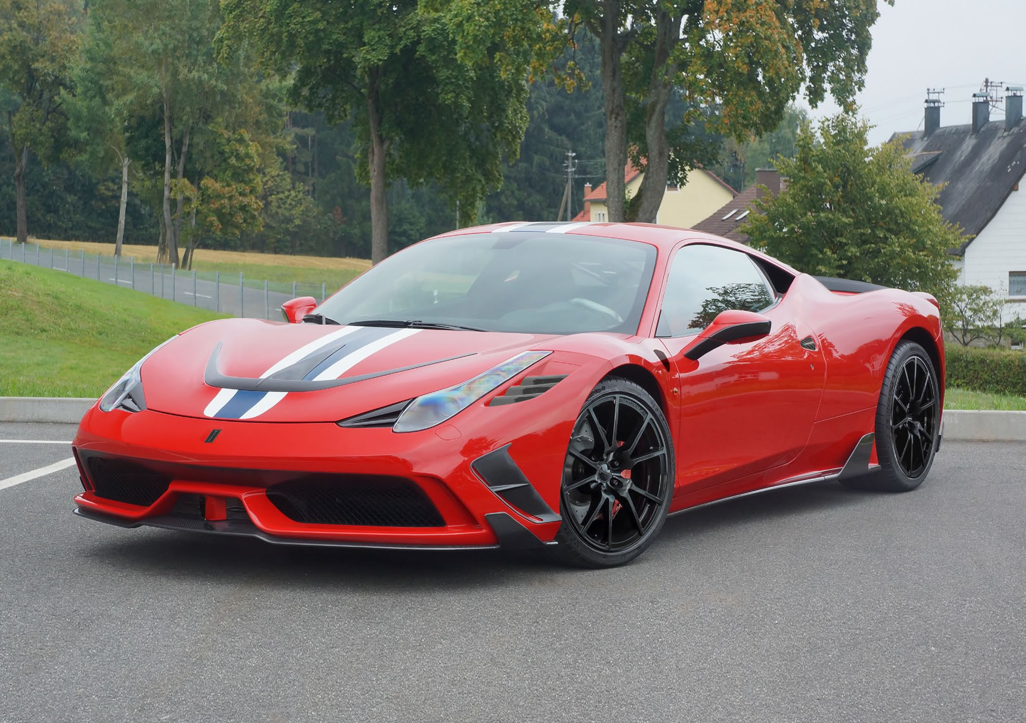 2015 Ferrari 458 Speciale >> 2015 Ferrari 458 Speciale By Mansory Photos Specs And Review Rs