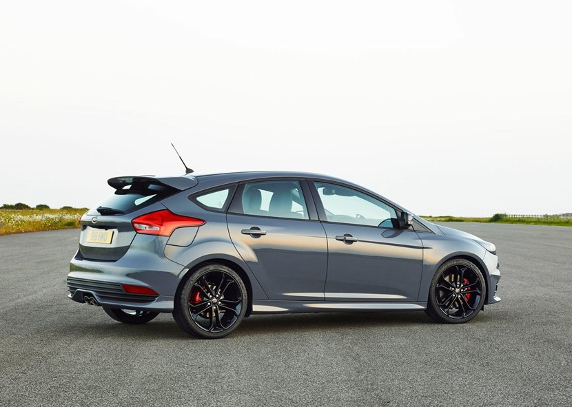 2015 Ford Focus ST - rear photo, Stealth paint, size 1600 ...