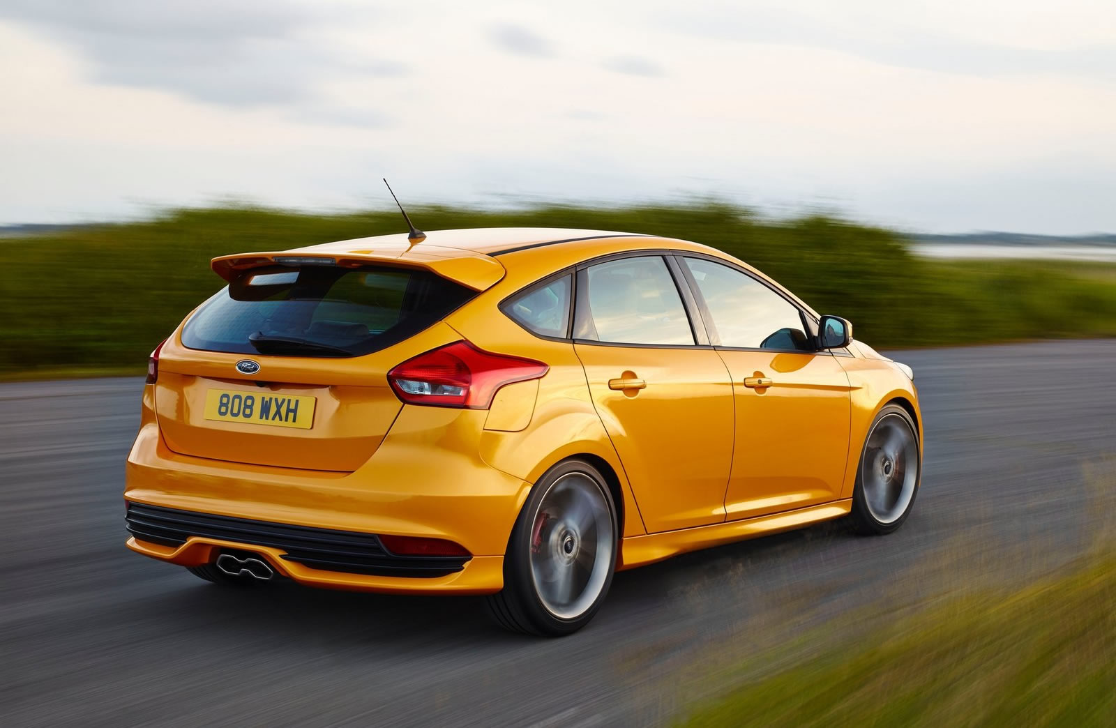 2015 Ford Focus ST Photos Specs and Review  RS