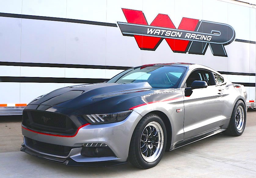 2015 Ford Mustang GT by Watson Racing
