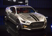 Unveiled: 2015 Ford Mustang Rocker by Galpin