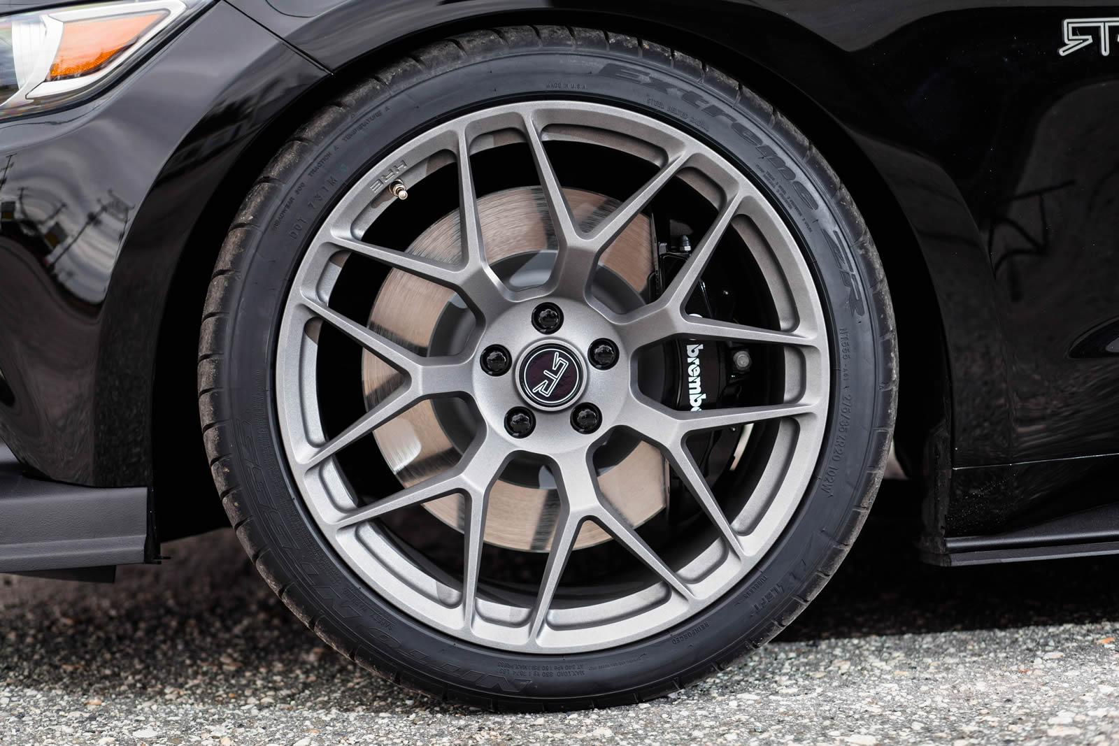 2015 Ford Mustang Rtr Detail Photo Wheel Brembo Brakes
