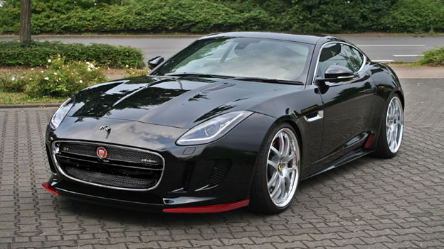 2015 Jaguar F Type R By Arden