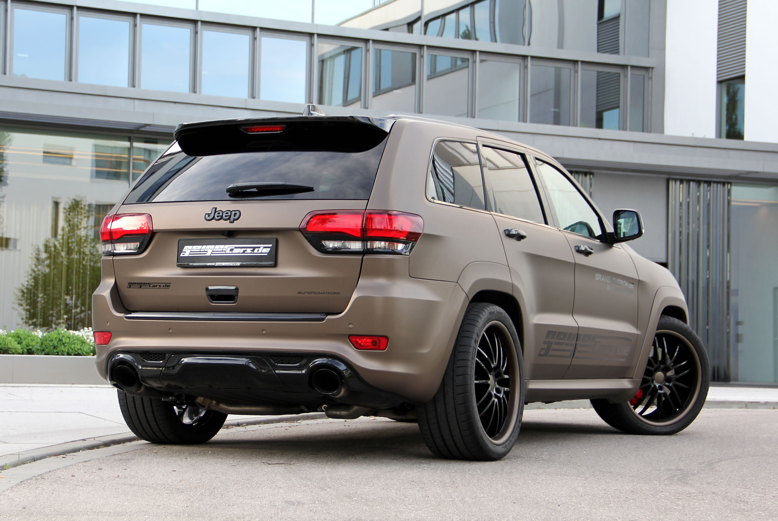 2015 Jeep Gran Cherokee SRT by GeigerCars s Specs and Review RS