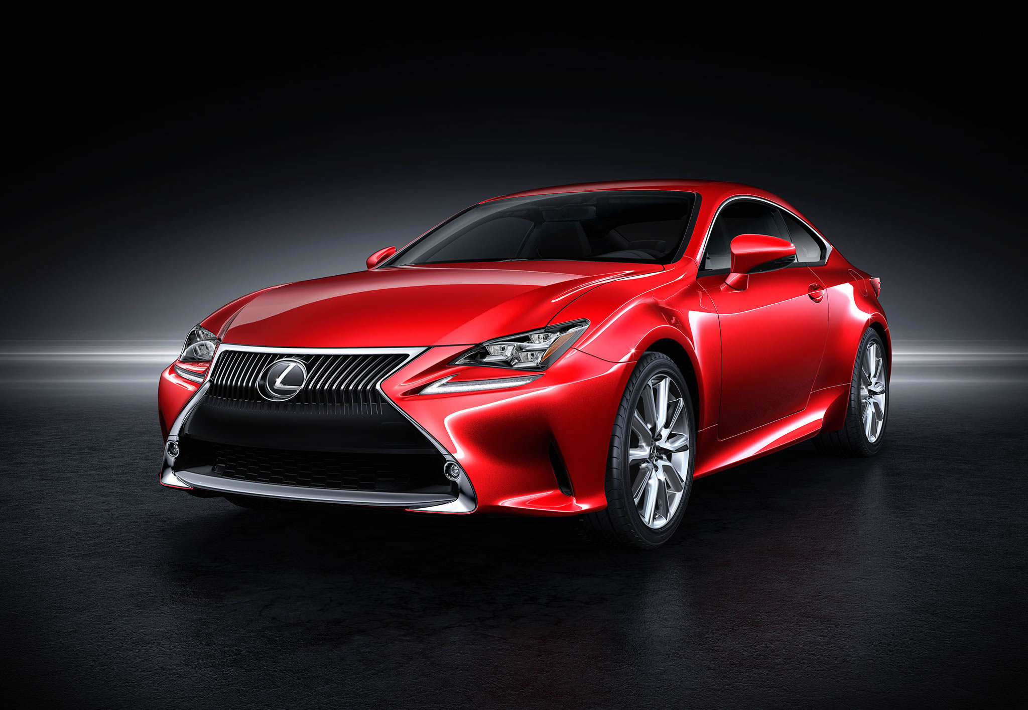 2015 lexus rc 350 coupe front photo infrared exterior. Black Bedroom Furniture Sets. Home Design Ideas