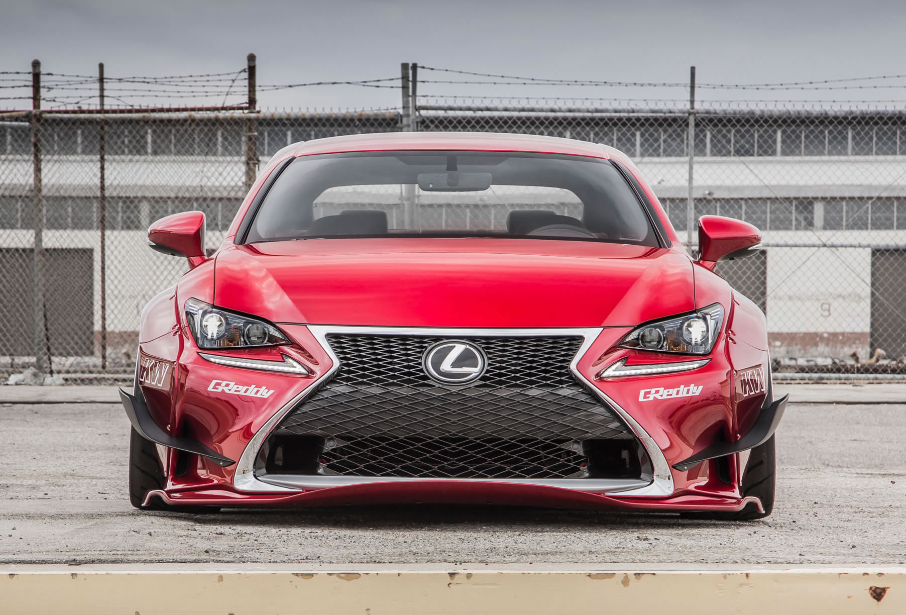 2015 Lexus Rc 350 F Sport By Gordon Ting Front Photo