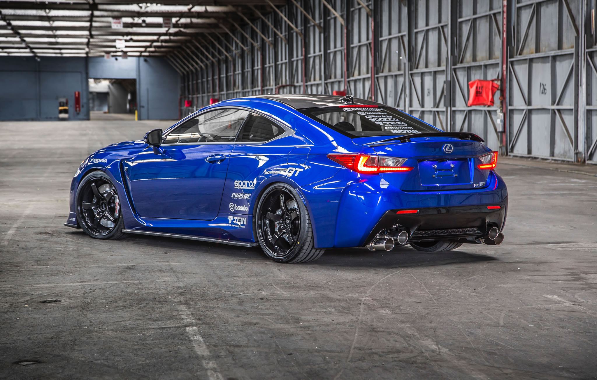2015 lexus rc f by gordon ting rear photo size 2048 x 1305 nr 9 26. Black Bedroom Furniture Sets. Home Design Ideas