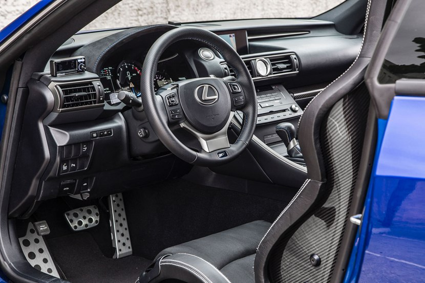 2015 Lexus Rc F By Gordon Ting Interior Photo Sparco Seats Size 2048 X 1365 Nr 19 26