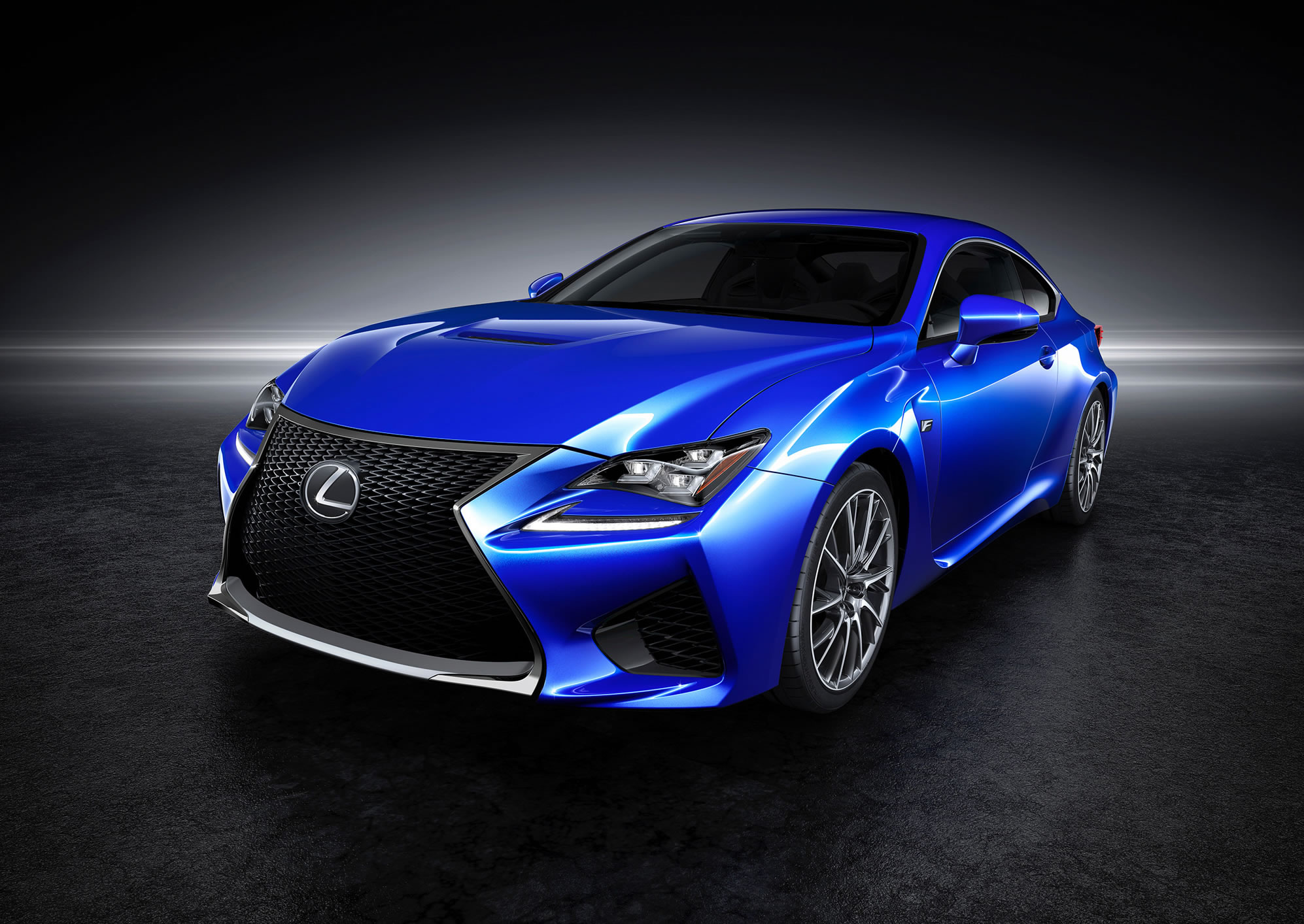 2015 lexus rc f front photo exceed blue metallic color size 1994 x 1414 nr 1 54. Black Bedroom Furniture Sets. Home Design Ideas