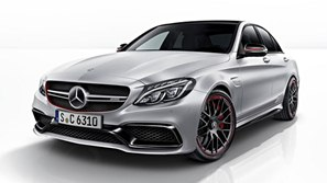 2015 Mercedes-Benz AMG C63 S Edition 1