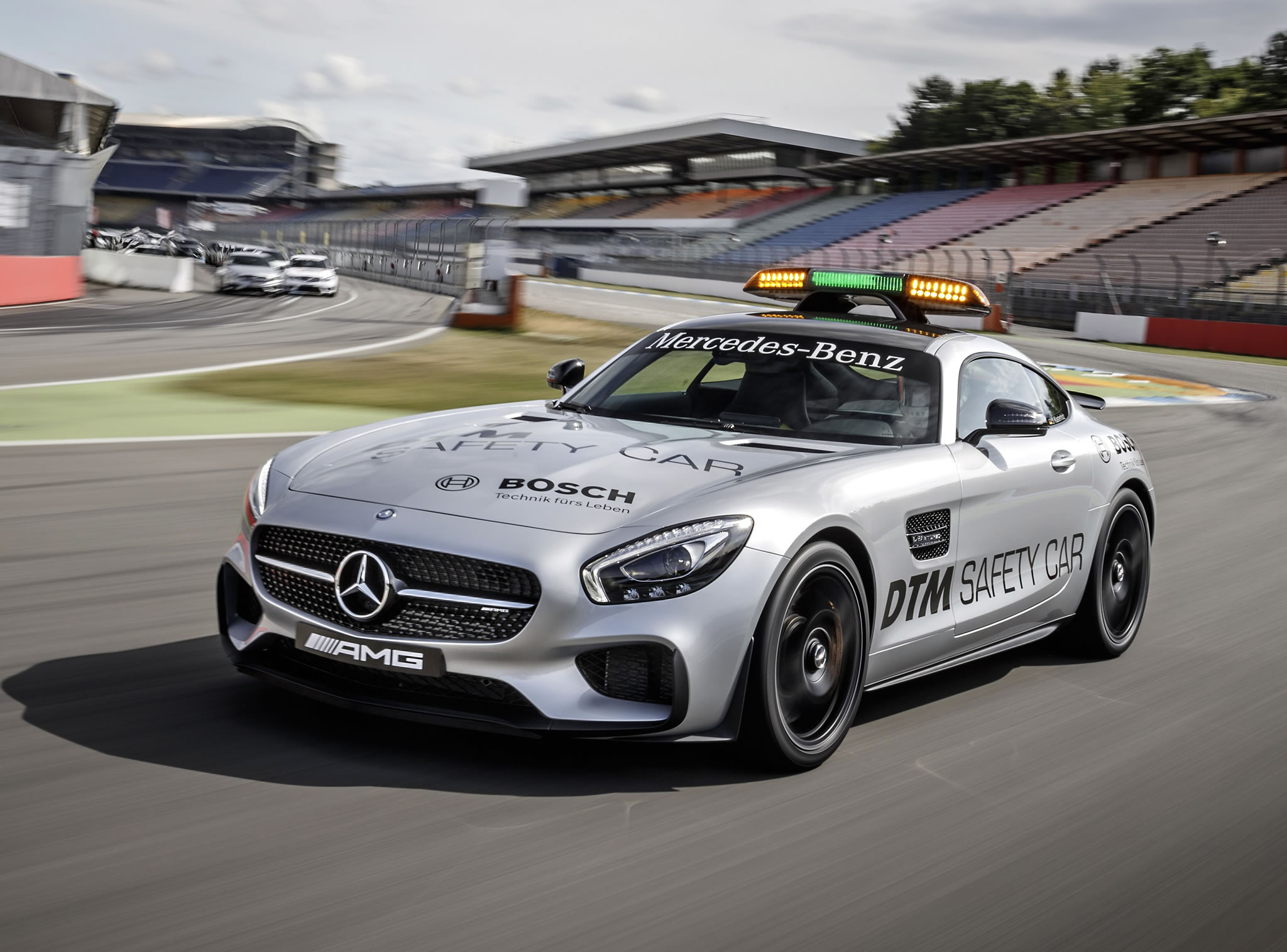 2015 mercedes benz amg gt s dtm safety car front photo. Black Bedroom Furniture Sets. Home Design Ideas