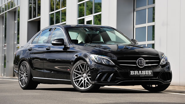 2015 Mercedes-Benz C220 D3 by Brabus