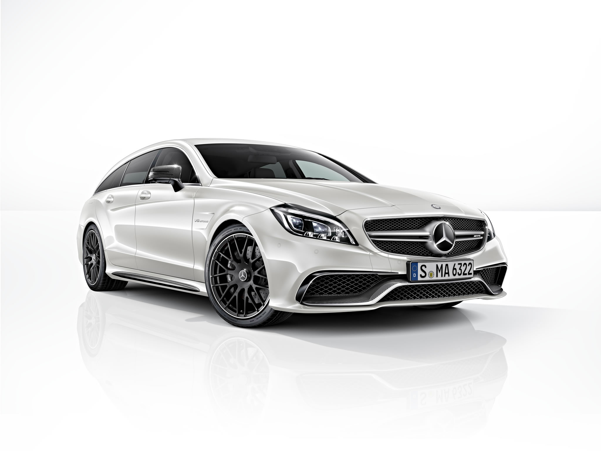 2015 mercedes benz cls63 amg s model shooting brake for Mercedes benz cls wagon