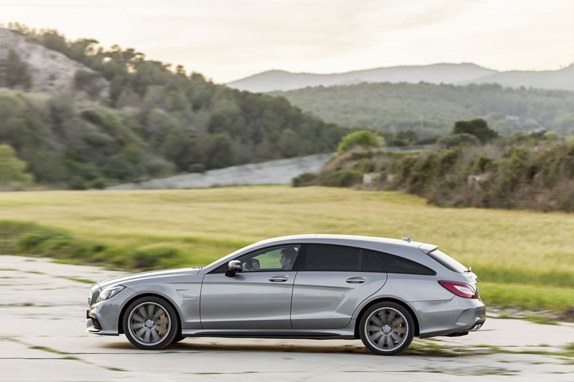 Image gallery cls 63 wagon for Mercedes benz cls station wagon
