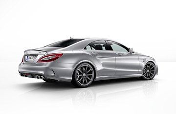 Overall the design of the latest generation of the CLS comes across as even more 