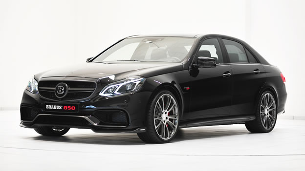 2015 Mercedes Benz E63 Amg 850 Biturbo By Brabus Photos