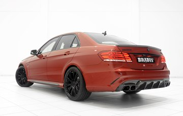 Like its predecessors, the Brabus 850 6.0 Biturbo comes with an efficient Brabus 