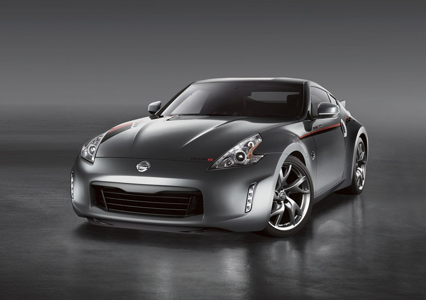 front, Gun Metallic color, NISMO accessories