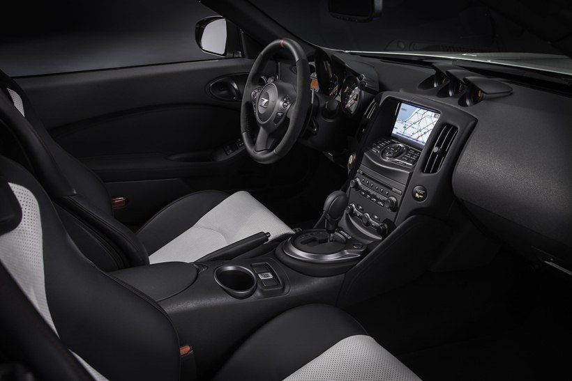 2015 Nissan 370z Nismo Roadster Concept Interior Photo Size 2048