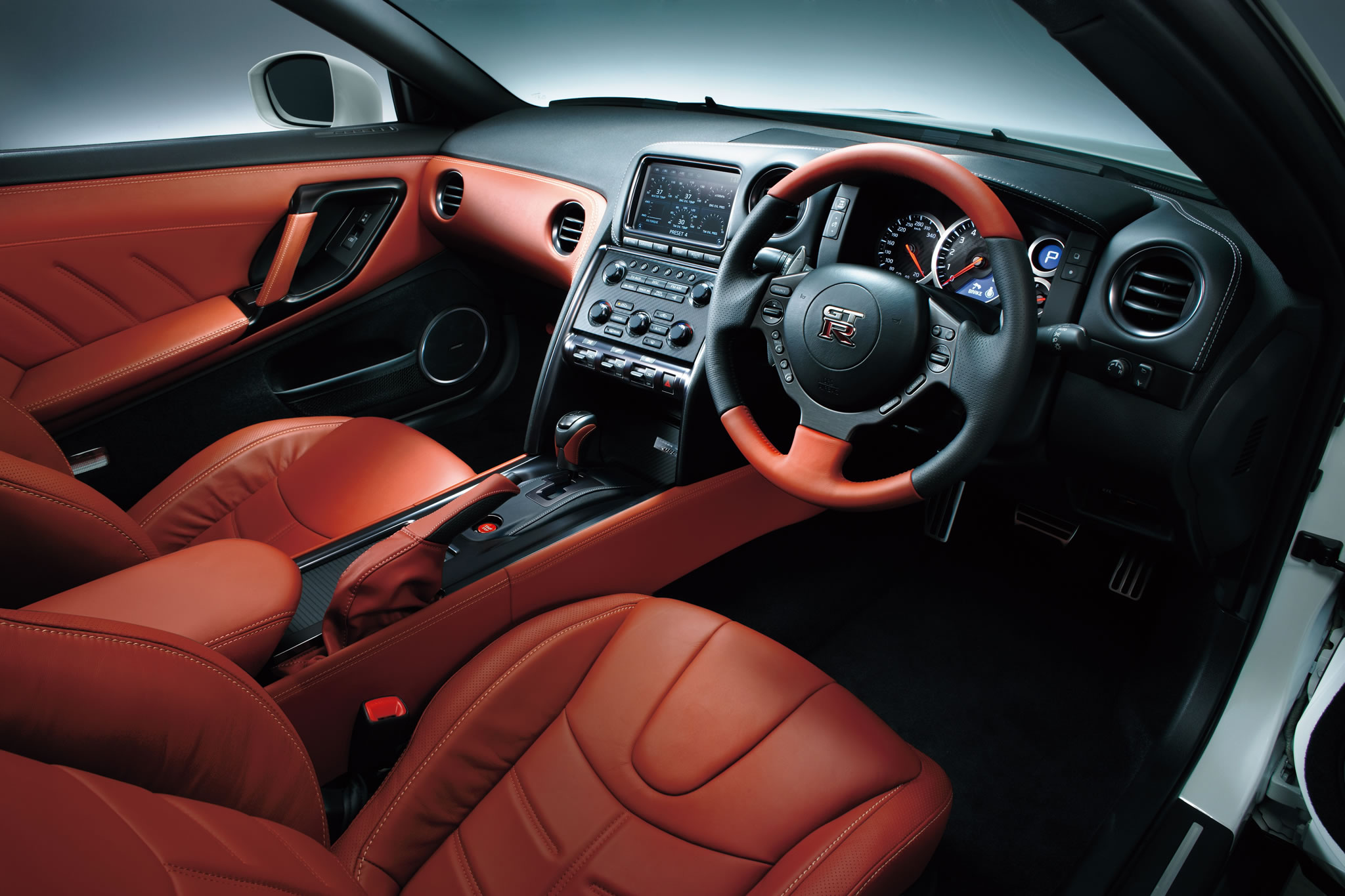 2015 Nissan Gt R Interior Photo Dashboard Steering