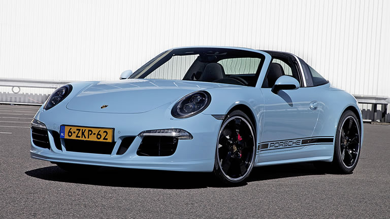 2015 Porsche 911 Targa 4S Exclusive Edition