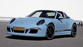 Unveiled: 2015 Porsche 911 Targa 4S Exclusive Edition