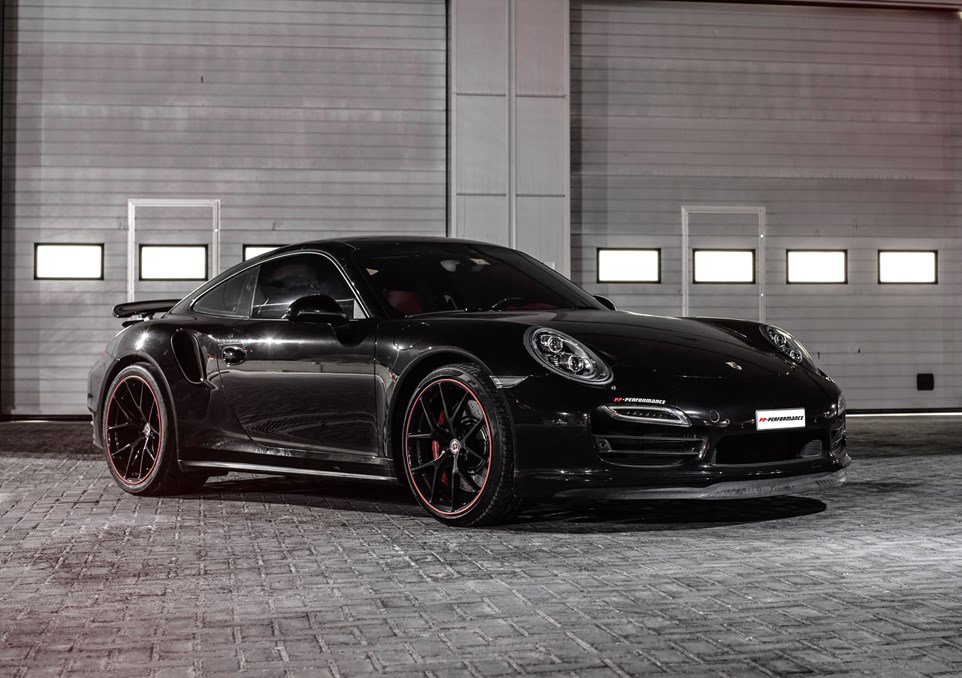 2015 Porsche 911 Turbo by PP-Performance