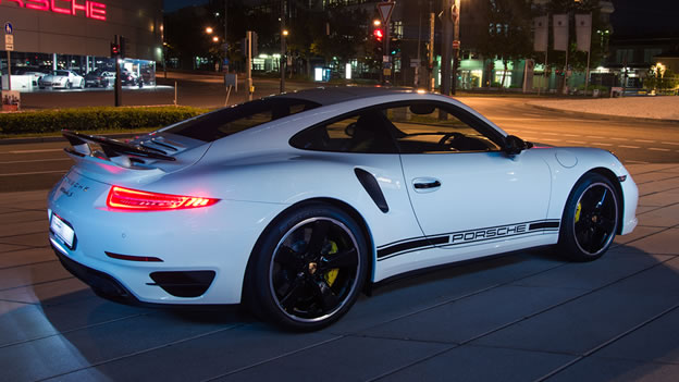 2015 porsche 911 turbo s gb edition - 2015 Porsche 911 Turbo