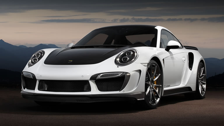 2015 porsche 911 turbo s stinger gtr by topcar - 2015 Porsche 911 Turbo
