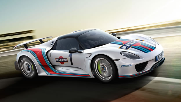 2015 porsche 918 spyder weissach martini racing photos specs and review rs. Black Bedroom Furniture Sets. Home Design Ideas