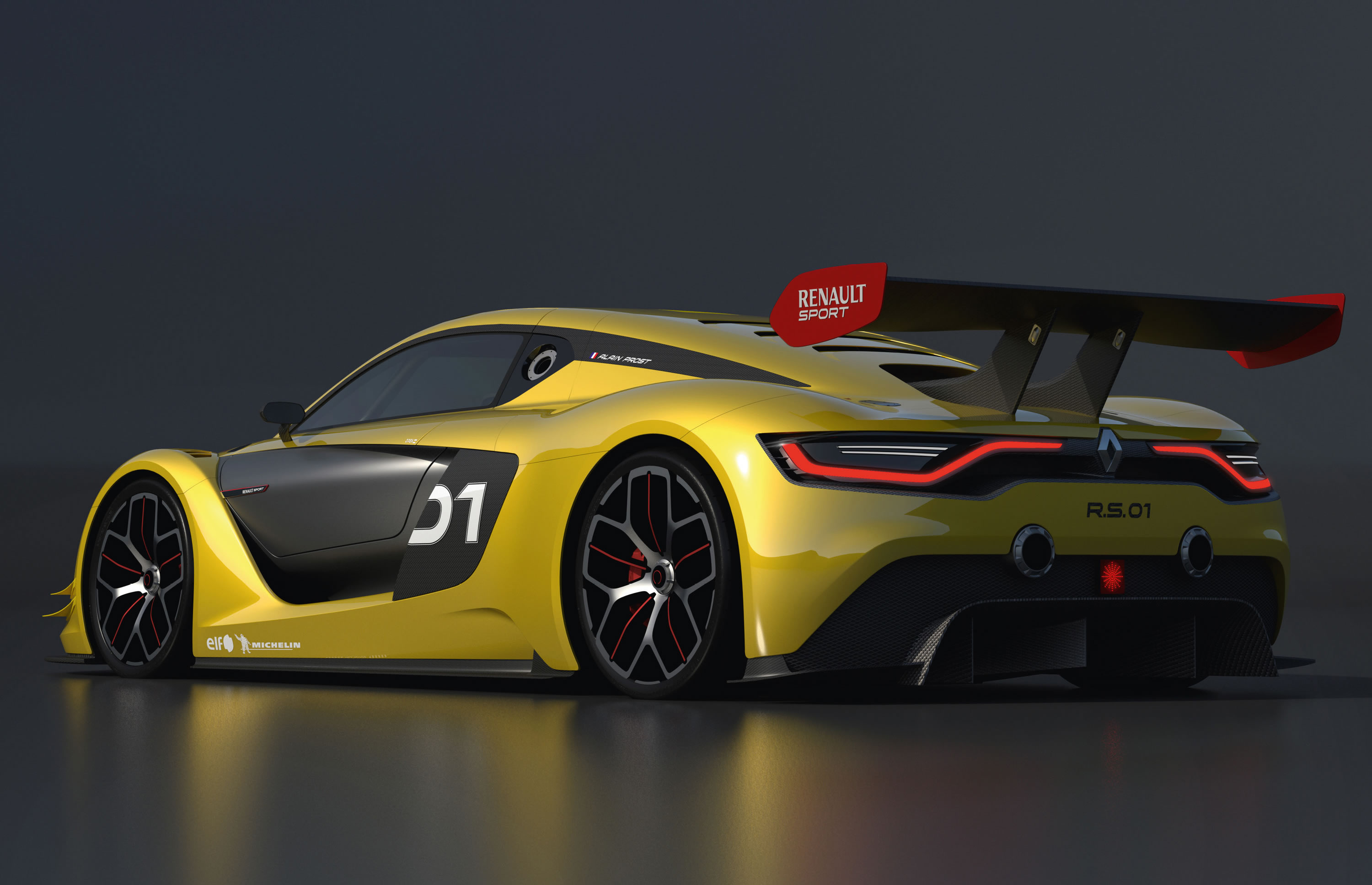 2015 renault renaultsport r s 01 race car photos specs and review rs. Black Bedroom Furniture Sets. Home Design Ideas