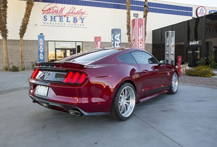 The limited-edition Super Snake will also feature a 