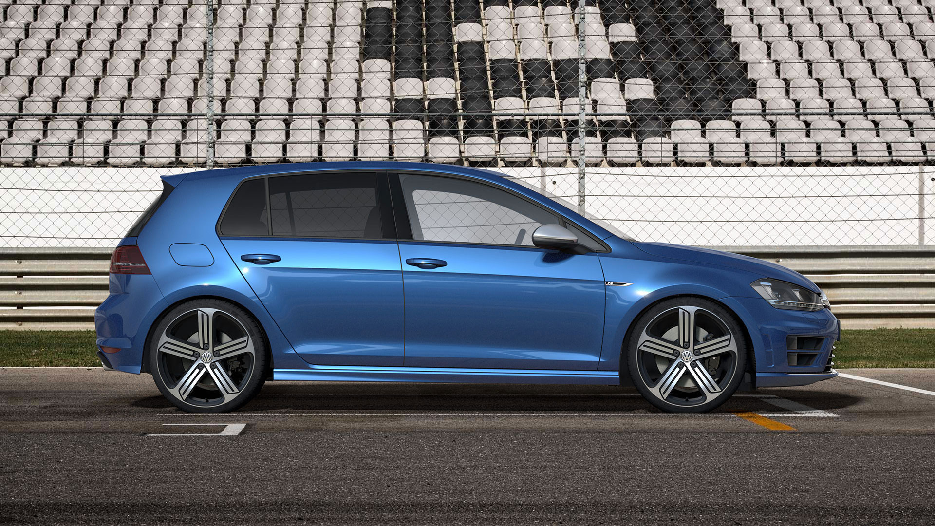 2015 volkswagen golf r side photo rising blue metallic color size 1920 x 1080 nr 8 26. Black Bedroom Furniture Sets. Home Design Ideas