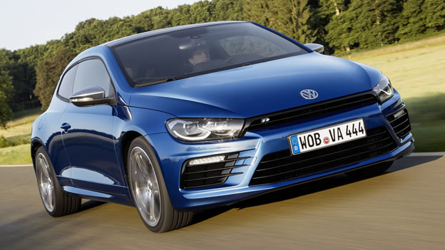 2015 Volkswagen Scirocco R Photos Specs And Review Rs