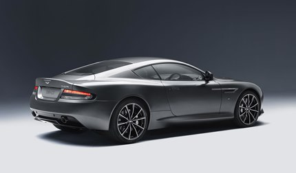 Instantly recognized the world over as a timelessly stylish Aston Martin, the 
