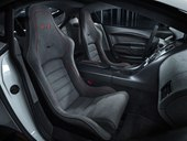 interior, carbon fiber seats