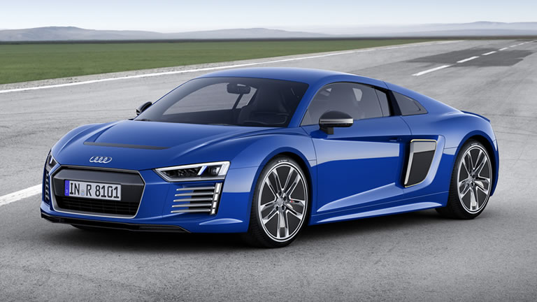 2016 Audi R8 E Tron Photos Specs And Review Rs