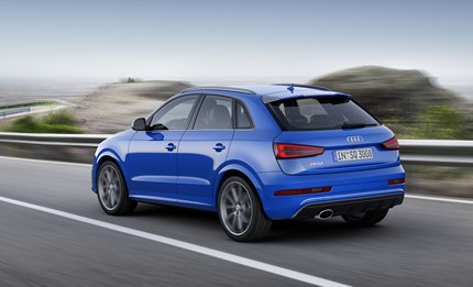 In Germany, deliveries of the Audi RS Q3 performance are scheduled to begin in the second 