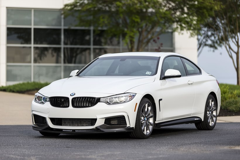 BMW 335Xi For Sale >> 2016 BMW 435i ZHP Coupe - front photo, Alpine White paint ...