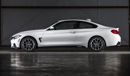 Only 100 BMW 435i ZHP Editions will be produced making it an exclusive option 
