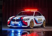 2016 M2 MotoGP Safety Car