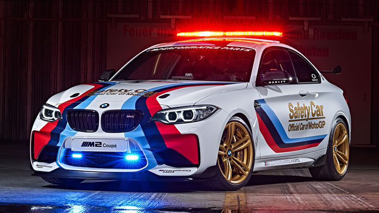 2016 BMW M2 MotoGP Safety Car