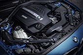 engine, 3.0-liter twin-turbo