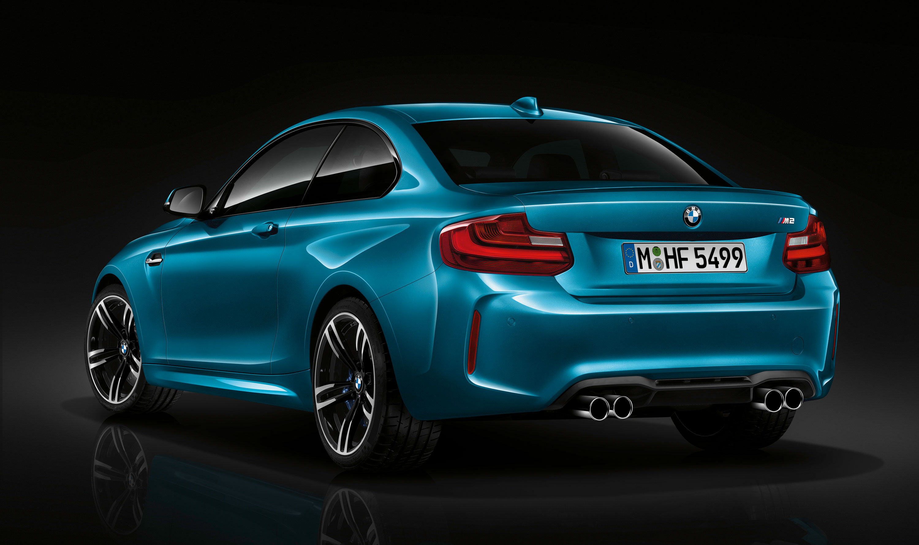 Bmw 435i zhp coupe 2016 pictures information amp specs - The 2016 Bmw M2 Is Available In Four Exterior Paint Finishes Long Beach Blue Metallic