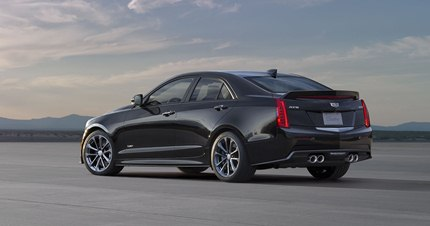 With a more powerful iteration of Cadillac's twin turbo V6, the 2016 