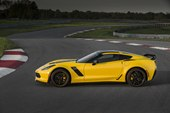 side, Corvette Racing Yellow Tintcoat color