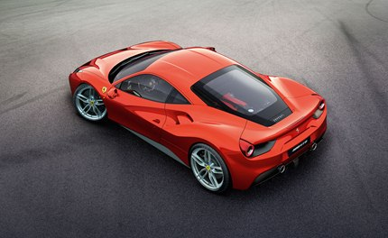 The 2016 Ferrari 488 GTB will make its official debut at Geneva in March and 